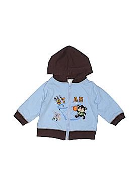 Nursery Rhyme Zip Up Hoodie Size 9 mo
