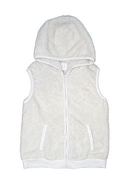 CRB Faux Fur Vest Size 14