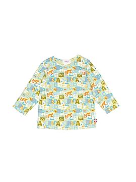 Zutano Long Sleeve Button-Down Shirt Size 6-12 mo