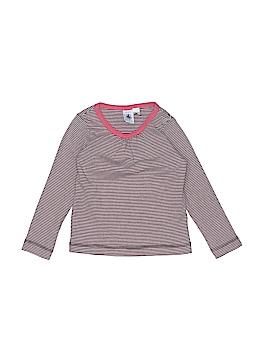 Petit Bateau Long Sleeve T-Shirt Size 3 mo