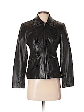 Classiques Entier Leather Jacket Size XS