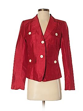 Lafayette 148 New York Silk Blazer Size 0