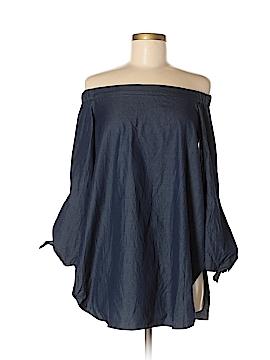 Tibi 3/4 Sleeve Blouse Size 6