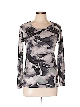 Daisy Fuentes Long Sleeve T-Shirt Size L