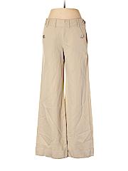 Sharagano Women Linen Pants Size 4