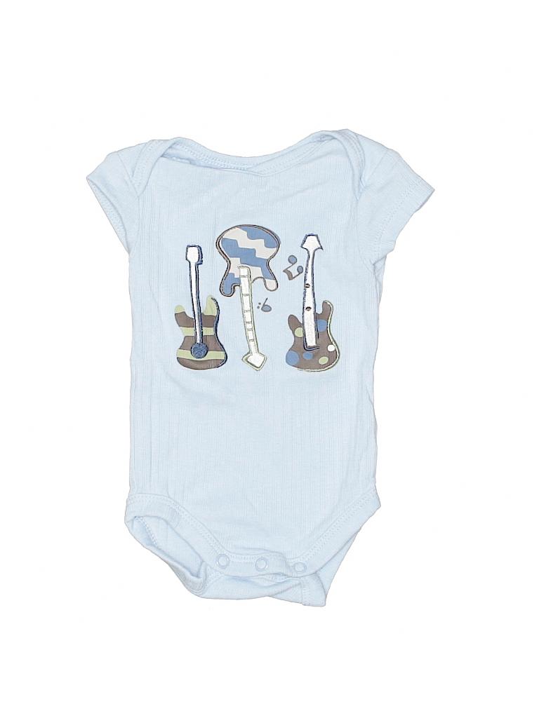 Amy Coe Boys Short Sleeve Onesie Newborn