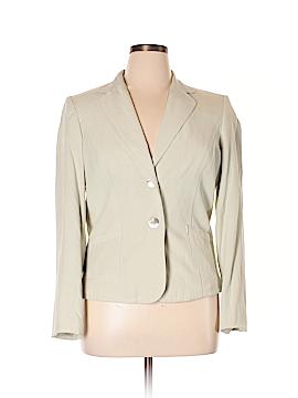 Jones Wear Silk Blazer Size 14
