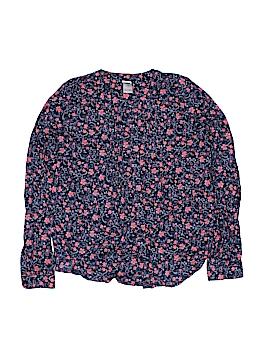 OshKosh B'gosh Long Sleeve Blouse Size 12