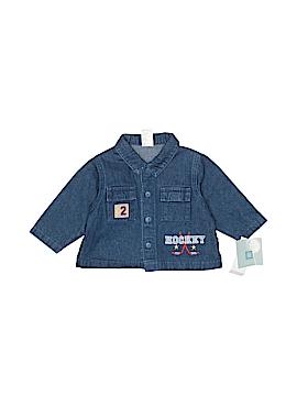 Little Me Denim Jacket Size 6 mo