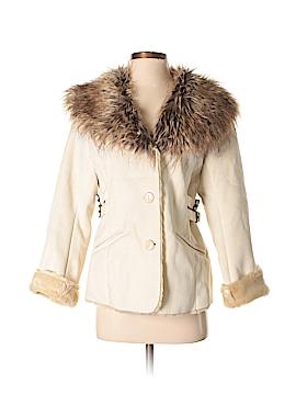 Pamela McCoy Faux Fur Jacket Size XS