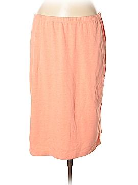J. Peterman Casual Skirt Size L