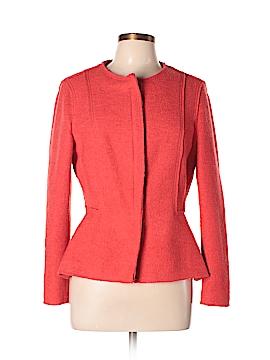 Zara Basic Wool Coat Size L