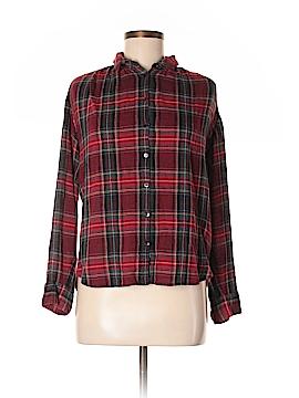 Madewell Long Sleeve Button-Down Shirt Size S