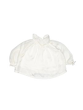 Petit Pomme Long Sleeve Blouse Size 3-6 mo