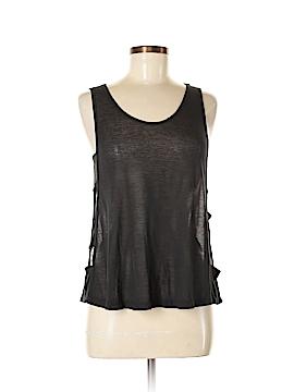 Kain Label Sleeveless Silk Top One Size