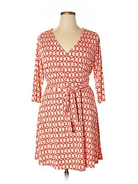 Rush Casual Dress Size 1X (Plus)