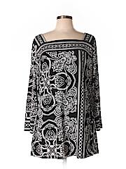 JM Collection Women Long Sleeve Blouse Size XL