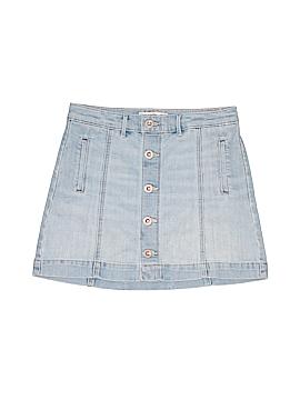Abercrombie Denim Skirt Size 11/12
