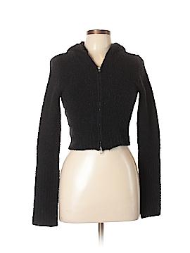 Moda International Zip Up Hoodie Size M