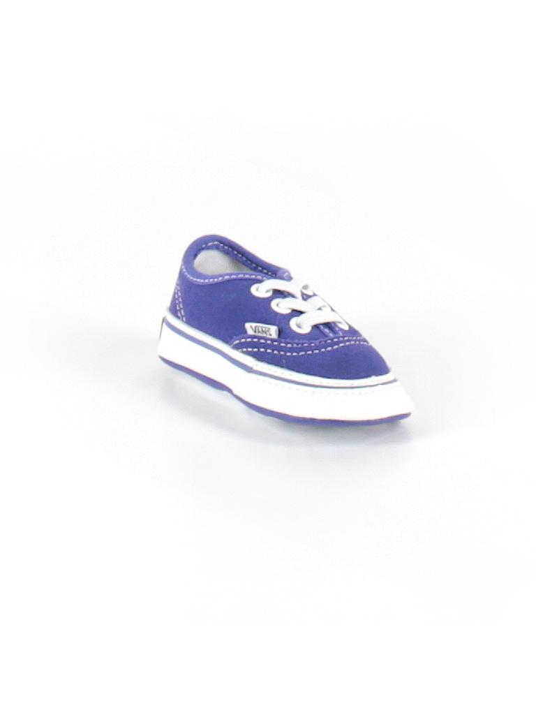 500364a4823 Vans Solid Dark Purple Booties Size 2 - 95% off