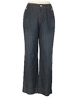 Sigrid Olsen Casual Pants Size 14 W (Plus)