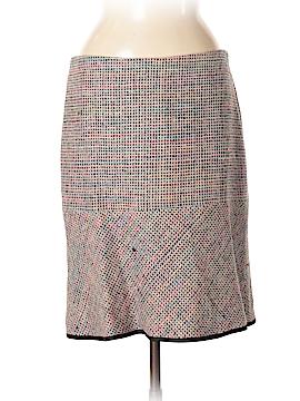 Symmetry Silk Skirt Size 8