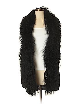 Shape FX Faux Fur Vest One Size