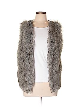 Oh MG! Faux Fur Vest Size S