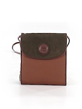 Esprit Leather Crossbody Bag One Size