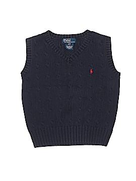 Polo by Ralph Lauren Sweater Vest Size 4T - 4