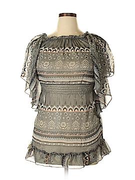 Angie Short Sleeve Blouse Size XL
