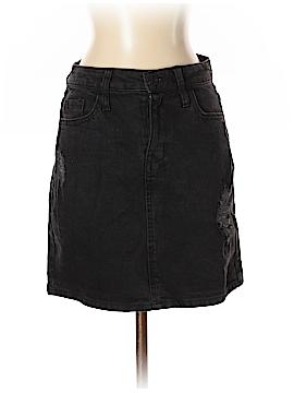 Mossimo Supply Co. Denim Skirt Size 4