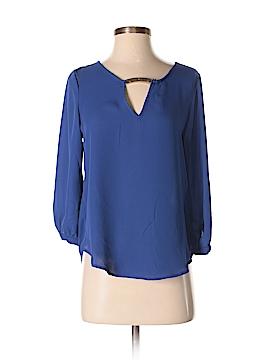 Meraki 3/4 Sleeve Blouse Size S