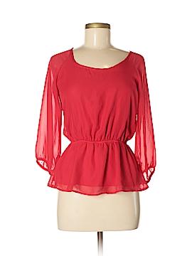 Emmelee 3/4 Sleeve Blouse Size M