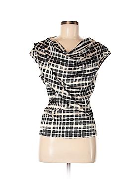 BOSS by HUGO BOSS Short Sleeve Blouse Size 6