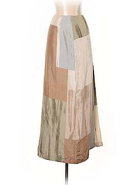 Emporio Armani Silk Skirt Size 40 (IT)