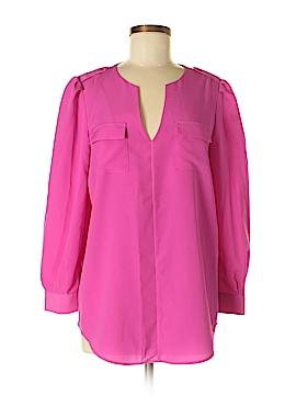 Cynthia Steffe Long Sleeve Blouse Size M