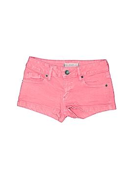 Bullhead Black Denim Shorts Size 0