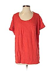 Style&Co Women Short Sleeve T-Shirt Size 2X (Plus)