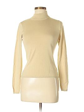 August Salt Silk Pullover Sweater Size S