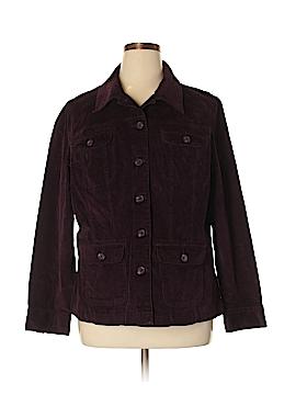 St. John's Bay Jacket Size 1X (Plus)