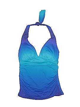 Bleu Rod Beattie Swimsuit Top Size 4