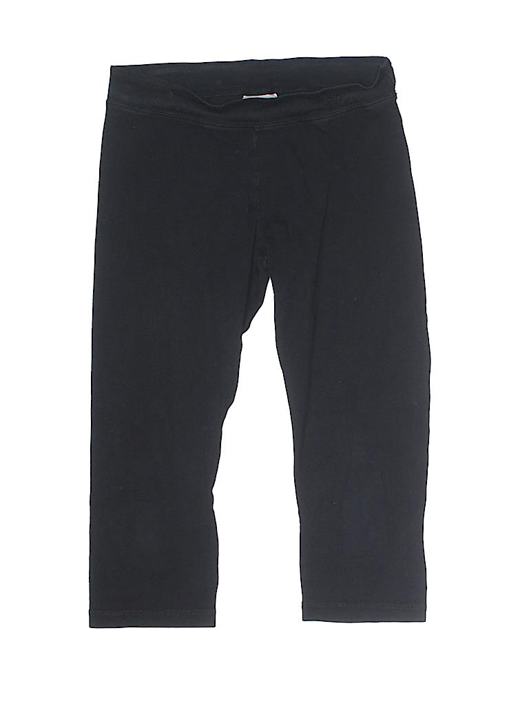 7fb1d222a77ac Justice Solid Black Leggings Size 10 - 90% off | thredUP