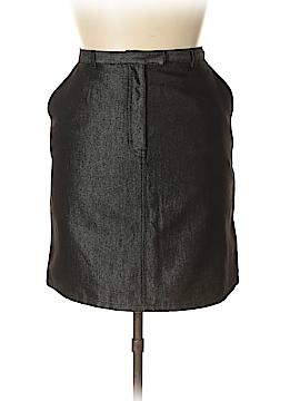 NY Jeans Denim Skirt Size 14