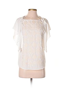 Mossaic 3/4 Sleeve Blouse Size XS