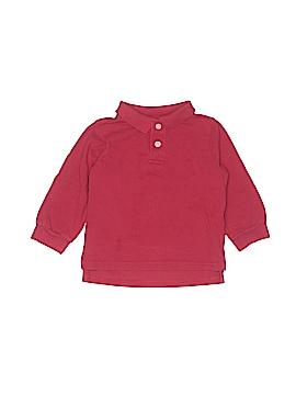 L.L.Bean Long Sleeve Polo Size 2T