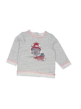 3 Pommes Sweatshirt Size 6-9 mo