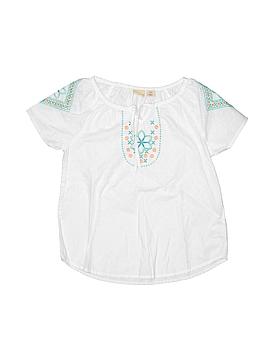 Mudd Short Sleeve Blouse Size 7 - 8