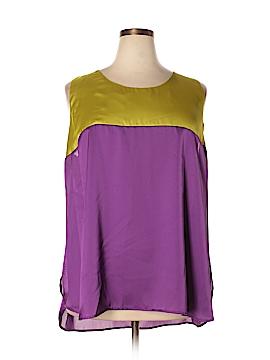 LYS Sleeveless Blouse Size 2X (Plus)