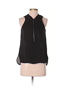 The Kooples Sleeveless Silk Top Size S